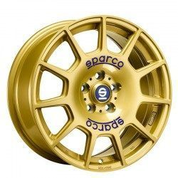 sparco-gold